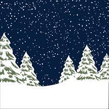 snow snow trees vector material vector material snow creative