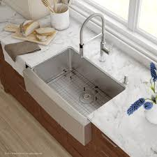 Commercial Kitchen Sinks Stainless Steel Kitchen Sink Combination Kraususa Com