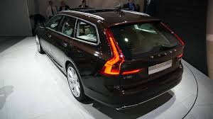 2017 volvo semi 2017 volvo v90 station wagon makes global debut autoguide com news