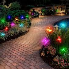 solar led stake lights 3pcs animal stake solar led garden lights xiamen global selection