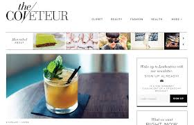 6 of the best fashion and lifestyle websites for lunchtime