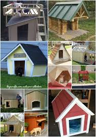 free house projects 15 brilliant diy dog houses with free plans for your furry companion