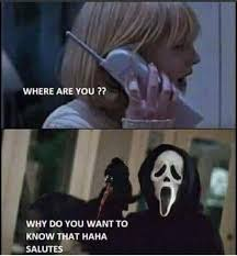 Horror Movie Memes - horror movie logic image gallery know your meme