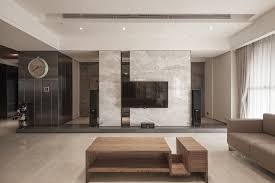 interior outstanding loft house design with marble and granite