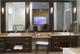 cabinet medicine cabinet with light bubbling large recessed