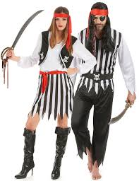 Deguisement Couple Romain by Couple Pirates