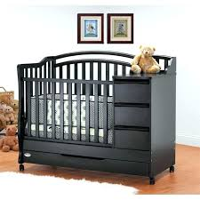 Mini Crib Size Crib With Storage Underneath Mini Cribs With Storage Mini Crib
