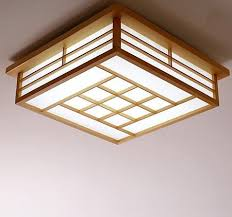 Japanese Ceiling Light Lyxg Japanese Ls Master Bedroom Light Tatami Wooden Ceiling