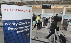 United Checked Bags Air Canada To Charge For Checked Bags Toronto Star