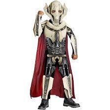 star wars general boys u0027 grievous deluxe costume target