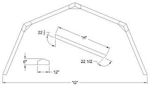 how to build a barn style roof barn style roof angles how to build perfect b 34678 evantbyrne info