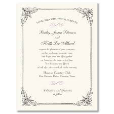 Wedding Invitation Acceptance Card Black Vintage Frame Invitation Wedding Pinterest Invitation