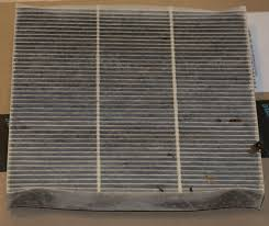 nissan juke air filter cabin air filter issue