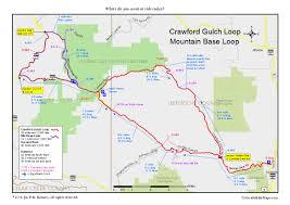 Map Of Golden Colorado by Golden Coloradobikemaps