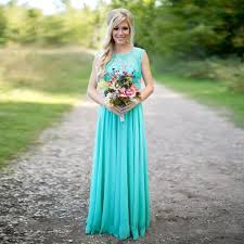 dresses for a summer wedding aqua blue bridesmaid dresses sequins chiffon summer wedding guest