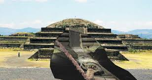 river of mercury in underworld of pyramid of quetzalcoatl may lead