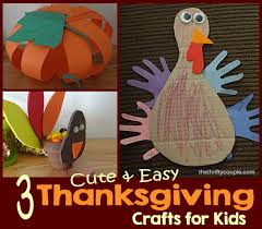 Easy Turkey Crafts For Kids - 3 cute and easy thanksgiving crafts for kids turkey treat pots