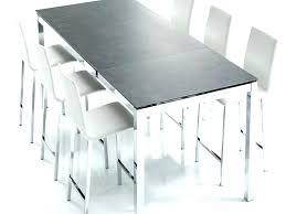 table cuisine grise table de cuisine moderne en verre table cuisine moderne table
