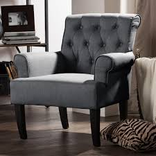 home decorators collection moore black wing back accent chair