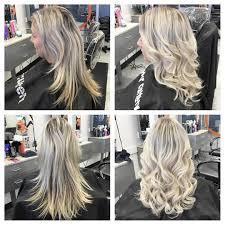 hair balayage blonde platinum on instagram