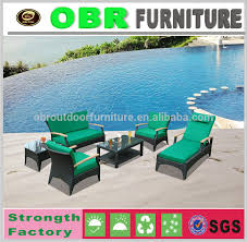 Cheap Outdoor Rattan Furniture by Synthetic Rattan Wicker Weave Sofa Set Synthetic Rattan Wicker