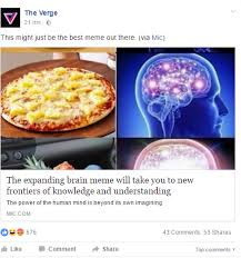 Mind Meme - brain expanding meme has hit facebook sell sell sell rebrn com