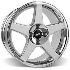 98 mustang cobra wheels 4 lug 2003 cobra wheel 17x9 chrome 79 93