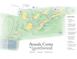 Beaverton Oregon Map by Directions To Ananda Center At Laurelwood