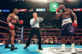 Mike Tyson Clothing Line How Tyson Holyfield Ii Almost Destroyed Boxing Complex