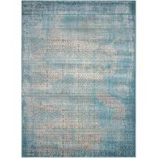 Gray And Blue Area Rug Modern Blue Area Rugs Allmodern