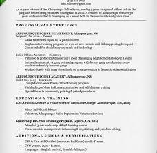 special police officer sample resume police resume example resume