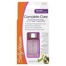 amazon com sally hansen complete care extra moisturizing