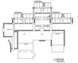 classroom floor plans davidsen middle rowe architects