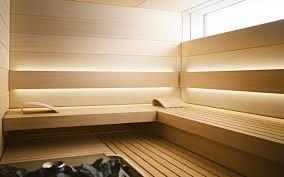 designer sauna klafs gallery east end spa sauna