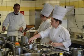 bac professionnel cuisine lycée sainte bac pro cuisine