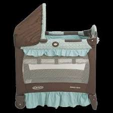 travel crib graco graco contour electra travel cot hedgerow