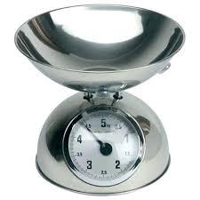 balance cuisine mecanique balance de cuisine maccanique 5kg 25g inox