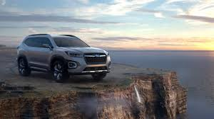 subaru suv sport subaru suv concept makes world debut review