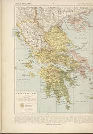 Map Of Ancient Greece City States by Historical Maps Of The Ancient Greece