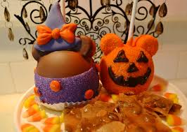 special halloween treats for a limited time at disneyland