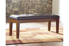Dining Benches Ashley Furniture HomeStore - Ashley furniture dining table bench