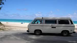 volkswagen vanagon camper rent a camper van in hawaii