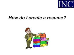 Need To Make A Resume How To Make A Resume