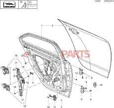 9 light door window replacement esaabparts com saab 9 5 650 car body external parts window