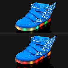 light up shoes that change colors shinmax led kid shoes led sneakers shoes ce certification 7 colors