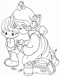 guardian angel coloring coloring