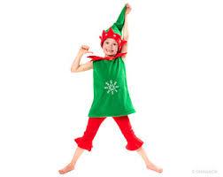 Elf Costume Halloween Kids U0027 Costumes Etsy Dk