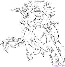 how to draw a horse step by step step by step tattoos pop