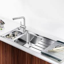 Axis III  SIF Stainless Steel Kitchen Sink - Blanco kitchen sinks