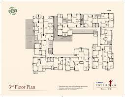 orchestra floor plan asset orchestra in kazhakkottam trivandrum by asset homes pvt ltd